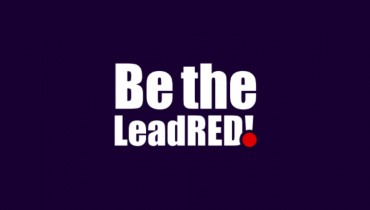 Edenred Be The LeadRed campaign